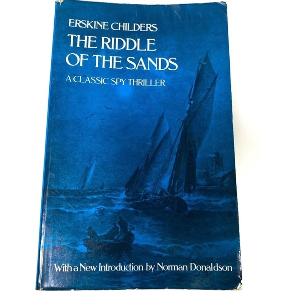 Other - The riddle of the sands book